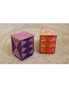 Drawer Jewelry Box